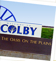 Welcome to Colby - The Oasis on the Plains
